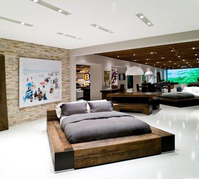 Edge Bed by Environment Furniture  For The Home  Pinterest