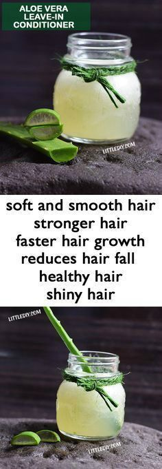4 Secret Ingredients For Shiny Hair