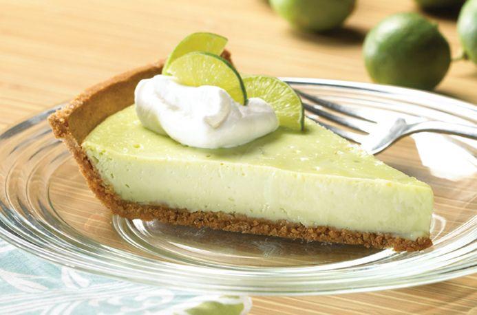 Key Lime Pie Recipe | Delicious Desserts | Pinterest