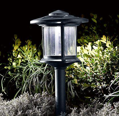 Solar Lighting | Restoration Hardware | Outdoor | Pinterest