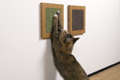 I don't have a cat...but if I did...savvyhousekeeping attractive cat scratcher