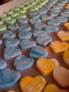 DIY Conversation Candy Hearts | Valentine Treats & crafts | Pinterest
