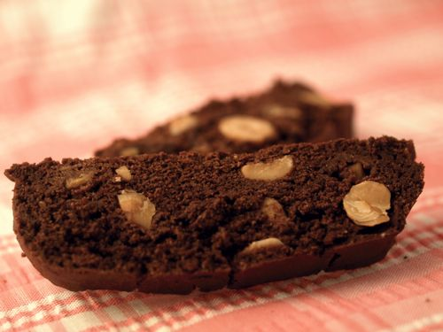 Hazelnut Mocha Biscotti | Things I've cooked/baked recently | Pintere ...