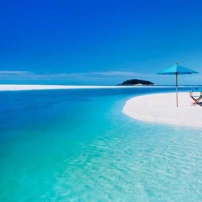 Whitehaven Beach - Queensland, Australia