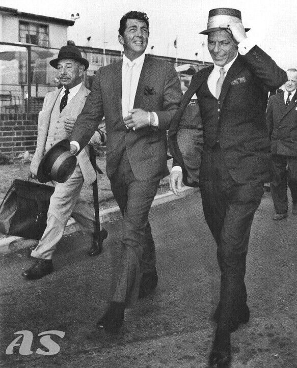 Mike Romanoff,Dean and Frank-London Airport