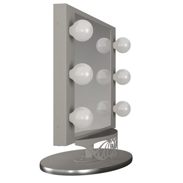 Vanity Girl Lighted Mirror : Hollywood Girl Vanity Mirror bathrooms Pinterest