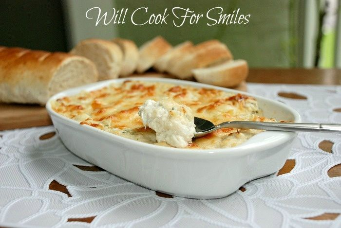 Hot Crab Dip | Party, Party, Party... | Pinterest