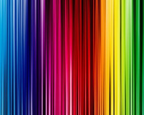 colorful spectrum colors - photo #22