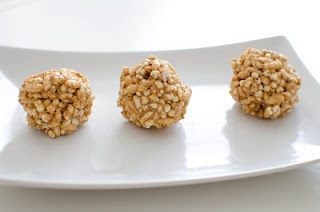 Brown Rice Crispy Treats (healthy!) | Snacks and kids lunches | Pinte ...