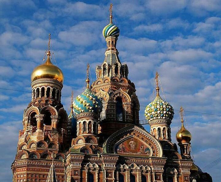 Saint-Petersburg, Russia | Russian Orthodox | Pinterest