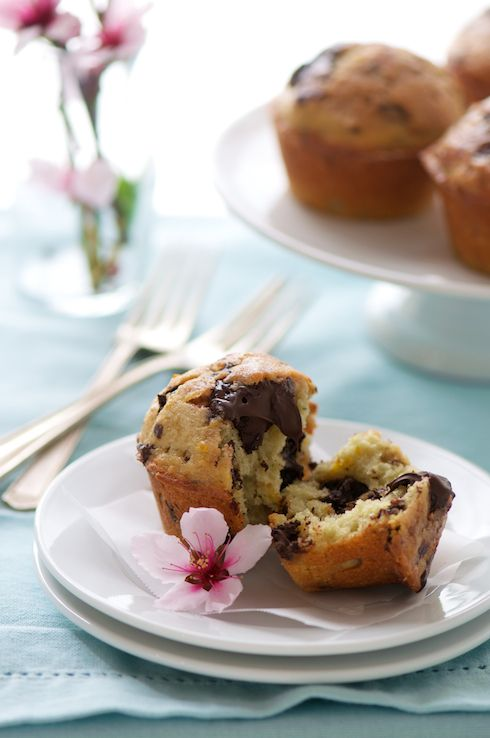 blood orange chocolate muffins | Breads, Muffins, Bread Machine Recip ...