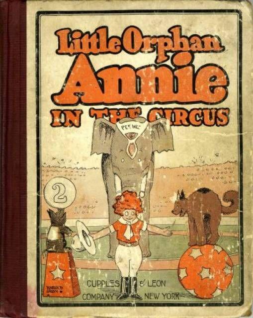 Little Orphan Annie Sex