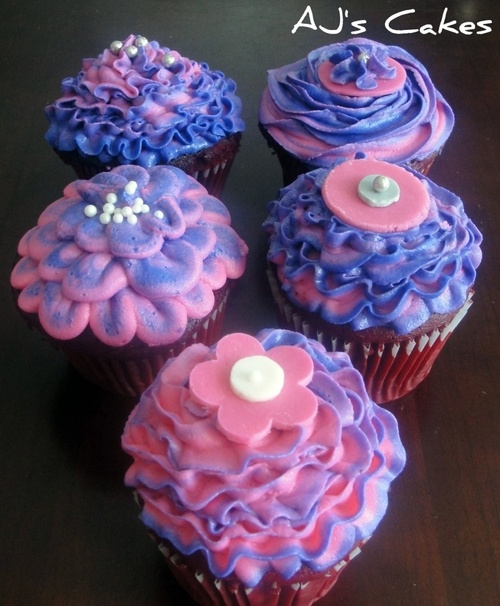 pink and purple cupcakes cupcakes spencer pinterest