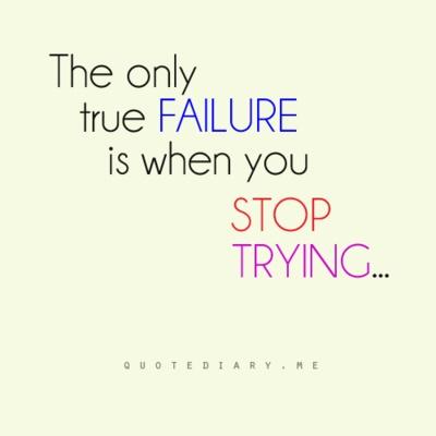 Rebondir après un échec