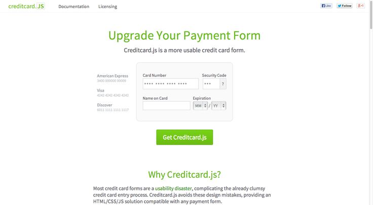 credit card validity period