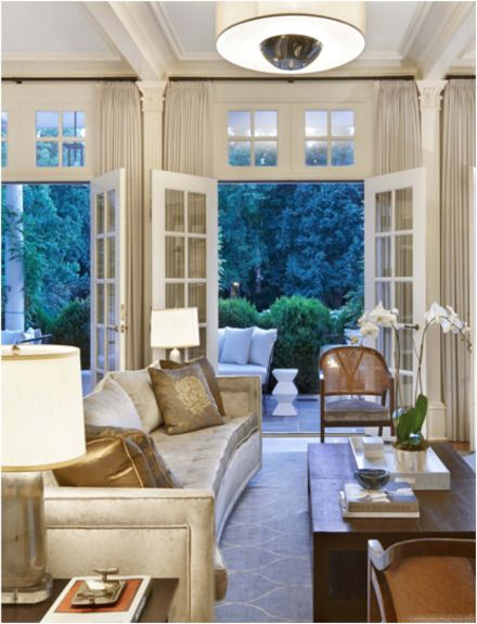 Ref: Family Room French Doors