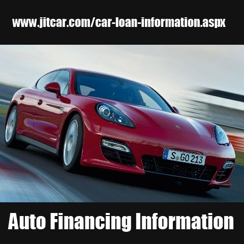 used car financing questions