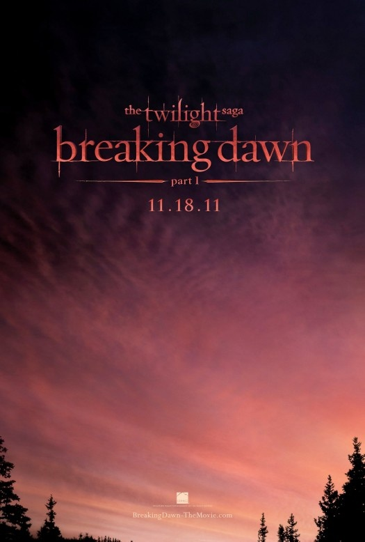 Breaking Dawn, 11.18.11