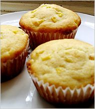 Corniest Corn Muffins: Studded with golden kernels!