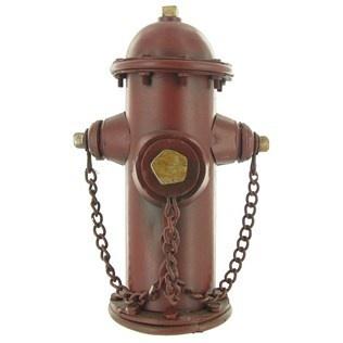 Metal Fire Hydrant Bank Hobby Lobby 795633