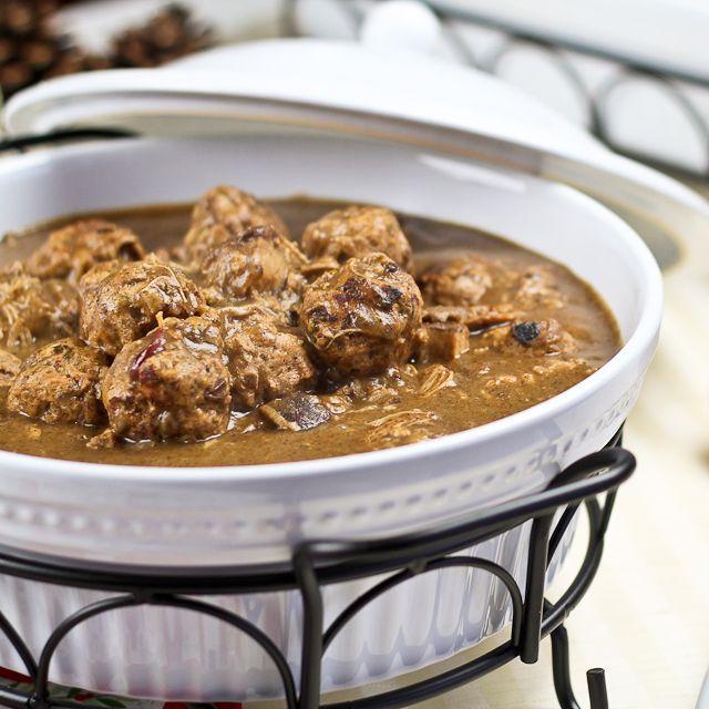 Healthy Turkey Meatball Stew | Recipe