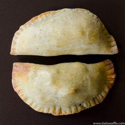 black bean and sweet potato empanadas |dailywaffle