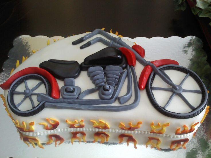 Cake Art Motorcycle Cake Pan : Motorcycle grooms cake Motorcycles.cakes Pinterest