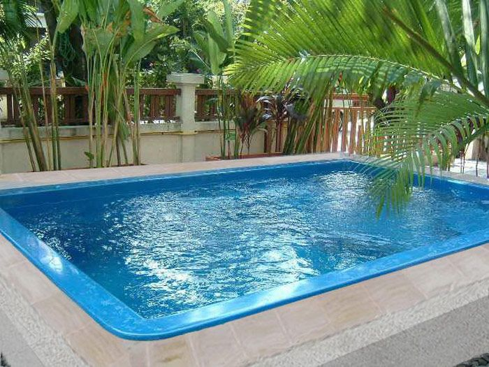 underground swimming pools small inground pool designs pool design