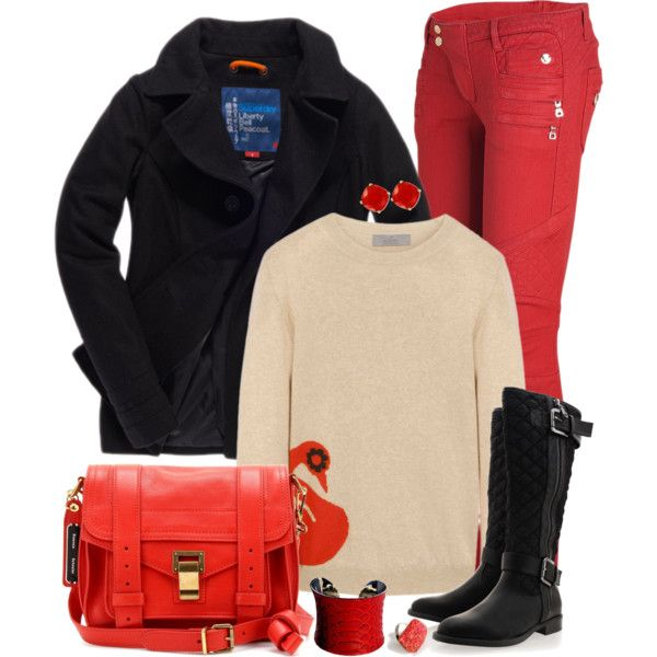 Polyvore Fall Outfit