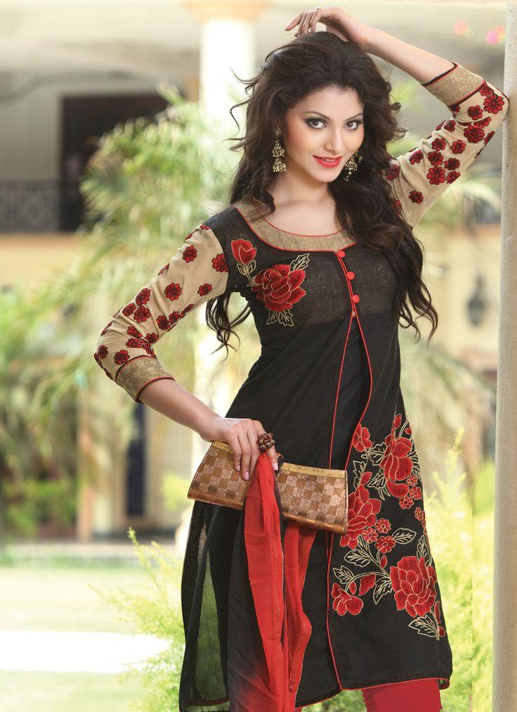 Своими руками платье в индийском стиле 39