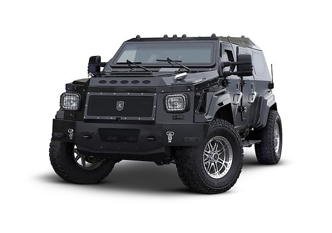 Conquest Vehicles | Knight XV $579,000.00