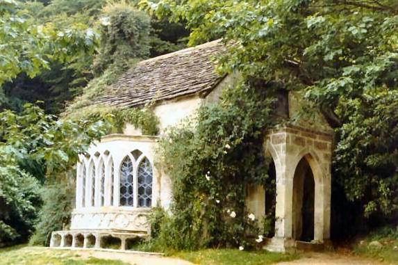 Gothic cottage dreamy cottages pinterest for Gothic cottage plans