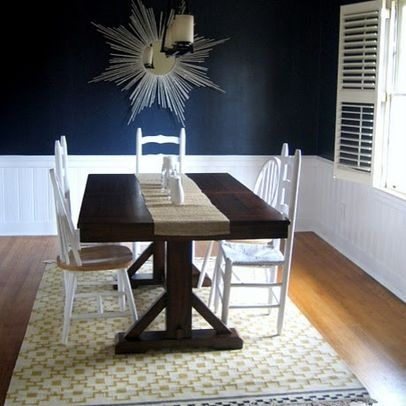 Hale Navy Hc 154 By Benjamin Moore Oh So Crafty Pinterest