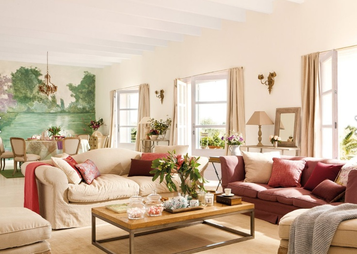 relaxing living room soft colors home decor ideas pinterest
