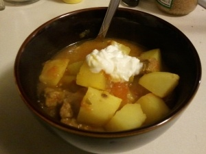 Spicy Lamb and Potato Stew | Reluctant Weight Watchers Foodie | Pinte ...