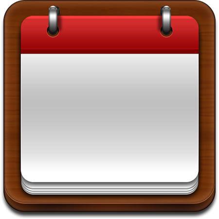 Blank Calendar Icon Vector – September printable calendars