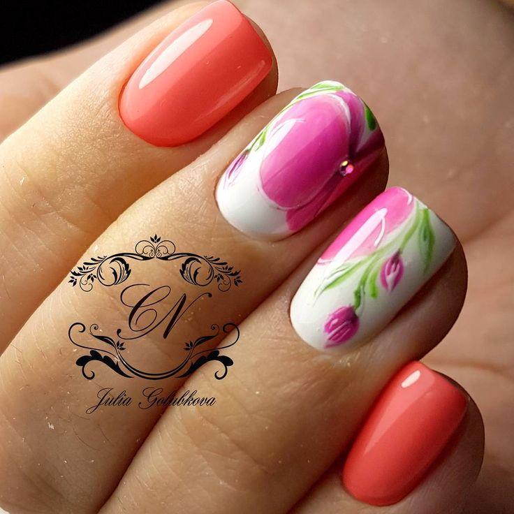Ногти разные дизайны