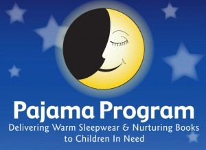 The Pajama Program is getting warm pajamas and books to homeless kids.