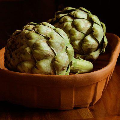 baked? artichokes