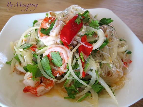 yum woon sen - one of my favorite dishes my momma makes! Light and ...