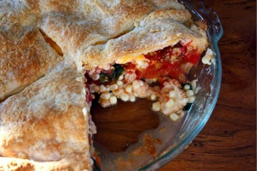 Corn Pie | Allergy Friendly Food and Recipes | Pinterest