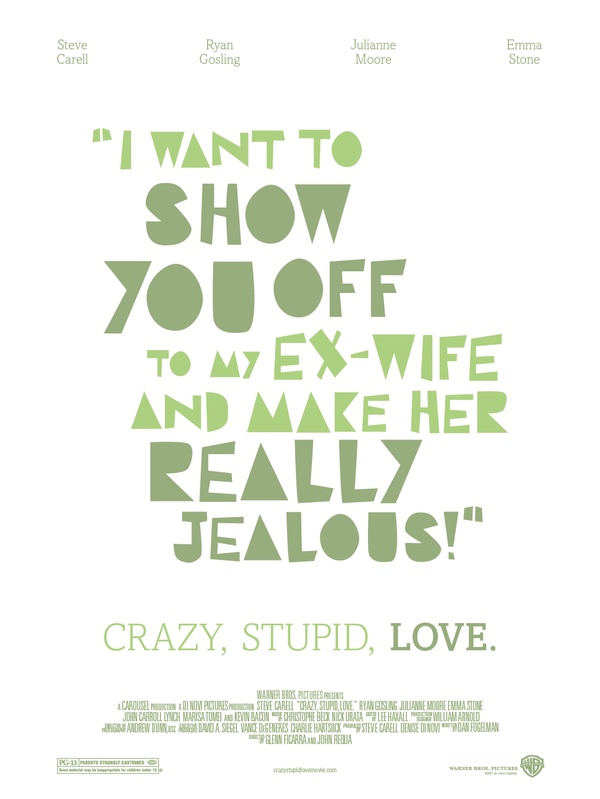 crazy stupid love quotes some interesting facts words