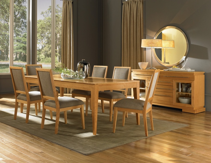 Canadel Furniture Dining Rooms Pinterest