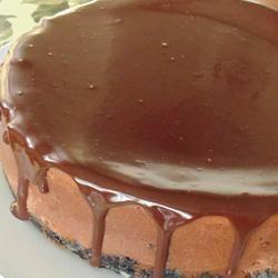 Fudge Truffle Cheesecake Allrecipes.com