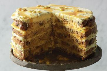 Mango And Marscarpone Layer Cake Recipe | KeepRecipes: Your Universal ...
