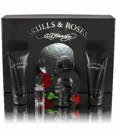Ed Hardy Skulls And Roses Fragrances: Pin By LOVIN' LIFE On FAVORITE MEN'S COLOGNES