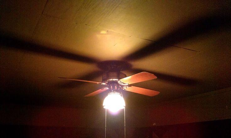1980s Ceiling Fans : Late s hunter quot ceiling fans pinterest