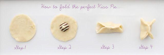 mini kiss pies | Para chuparse los dedos | Pinterest