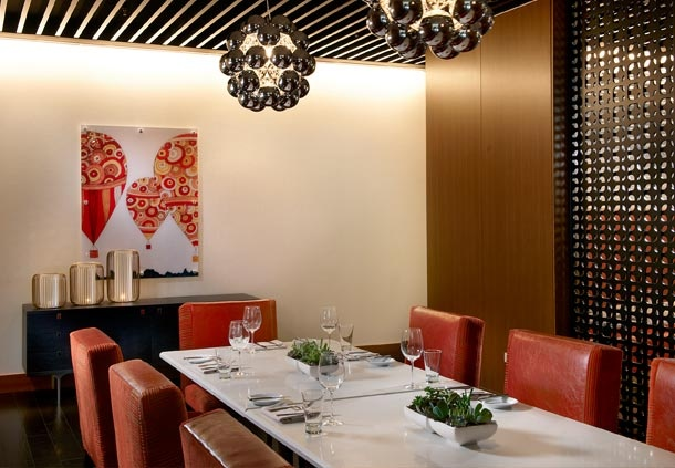 Private Dining Room Chicago Marriott Naperville