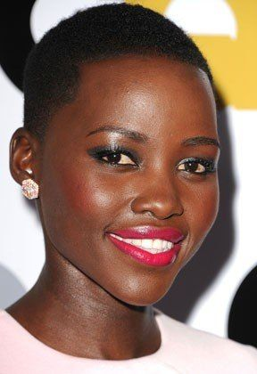 Lupita Nyong'o's Eight Best Lipstick Looks Ever